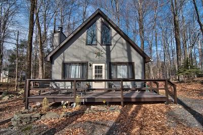 Wallenpaupack Lake Estates Single Family Home For Sale: 1115 Red Hawk Dr
