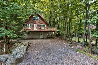 Lake Ariel Single Family Home For Sale: 429 Parkwood Dr