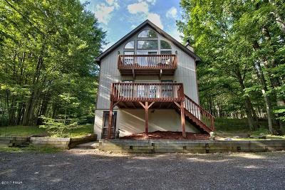 Lake Ariel Single Family Home For Sale: 2400 Crestview Rd