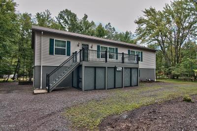 Lake Ariel Single Family Home For Sale: 2721 Boulder Rd