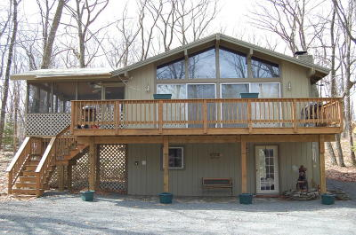 Lords Valley PA Rental For Rent: $1,150