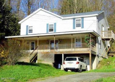 Lake Ariel Single Family Home For Sale: 853 Lake Henry Rd
