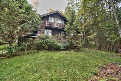 Lake Ariel Single Family Home For Sale: 1129 Ledgedale Rd