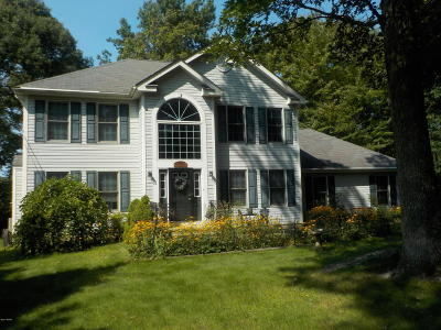 Hemlock Farms Single Family Home For Sale: 136 Overlook Ln