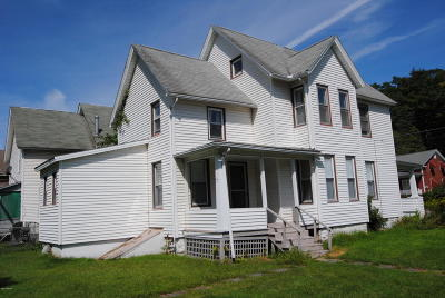 Honesdale PA Single Family Home For Sale: $64,500