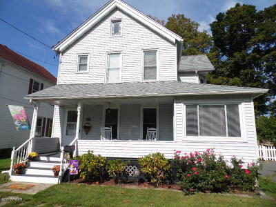 Matamoras PA Single Family Home For Sale: $221,500