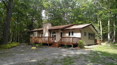 Hawley PA Single Family Home For Sale: $160,000