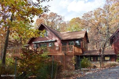 Bushkill PA Single Family Home For Sale: $260,000