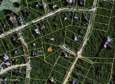 Hemlock Farms Residential Lots & Land For Sale: 805 Washington Court