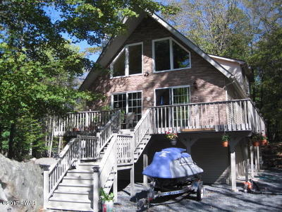 Lake Ariel Single Family Home For Sale: 3744 Thornwood Ter