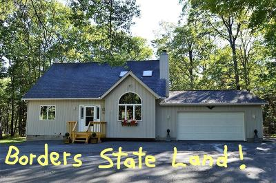 Lords Valley Single Family Home For Sale: 235 Washington Dr