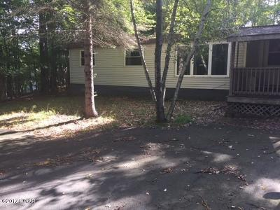 Wallenpaupack Lake Estates Single Family Home For Sale: 1009 Cypress Ct