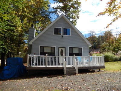 Wallenpaupack Lake Estates Single Family Home For Sale: 1018 Cottage Ln