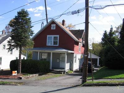 Honesdale Single Family Home For Sale: 706 High St