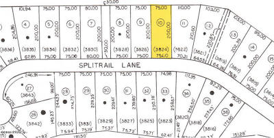 Lake Ariel Residential Lots & Land For Sale: 3824 Splitrail Ln
