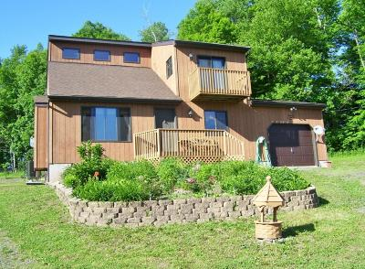 Honesdale Single Family Home For Sale: 421 Middle Creek Rd