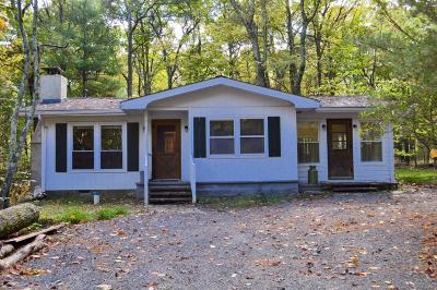 Shohola Single Family Home For Sale: 106 Stair Ln