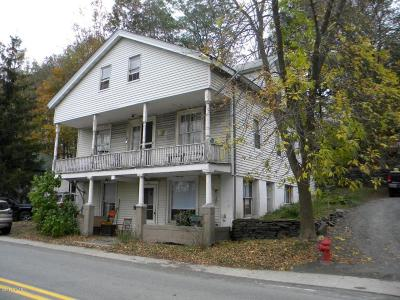 Hawley Single Family Home For Sale: 415 Hudson St