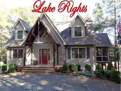 Greentown Single Family Home For Sale: 168 Hemlock Brook Trl