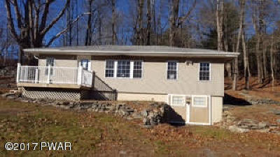 Milford Single Family Home For Sale: 281 Sawkill Rd