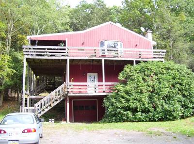 Paupack Single Family Home For Sale: 249 Gumbletown Rd