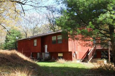 Hawley Single Family Home For Sale: 179 Covered Bridge Dr