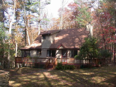 Woodledge Village Single Family Home For Sale: 19 Cedar Ridge Rd