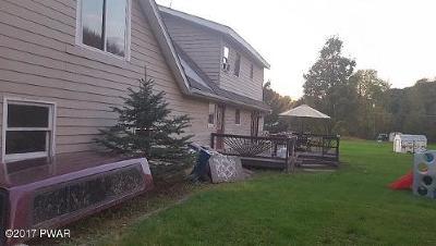 Honesdale Single Family Home For Sale: 2063 Owego Tpke