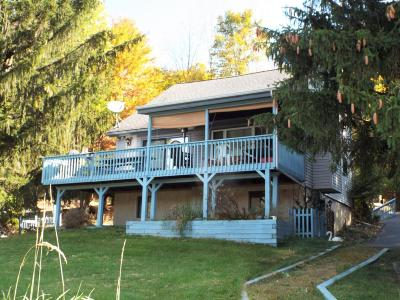 Lake Ariel Single Family Home For Sale: 2327 Brookfield Rd