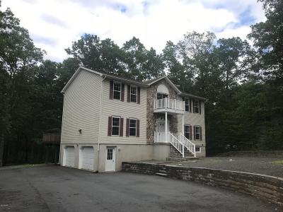 Lords Valley PA Single Family Home For Sale: $329,500