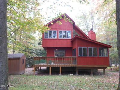 Lake Ariel Single Family Home For Sale: 3995 Par Ct