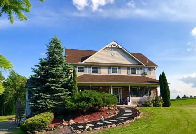 Lake Ariel Single Family Home For Sale: 200 Stock Farm Road