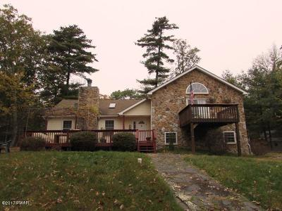 Dingmans Ferry PA Single Family Home For Sale: $229,000