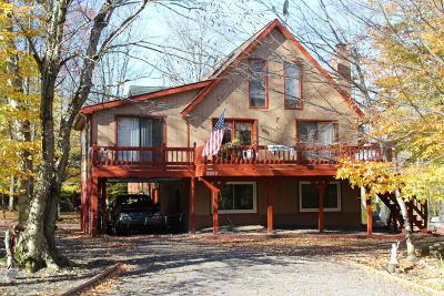 Lake Ariel Single Family Home For Sale: 2852 Boulder Rd
