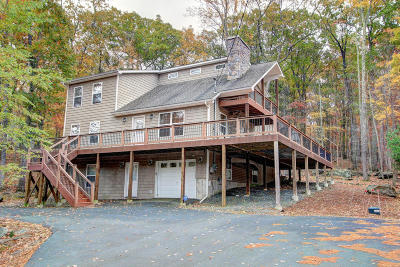 Lackawaxen Single Family Home For Sale: 140 Bridle Rd