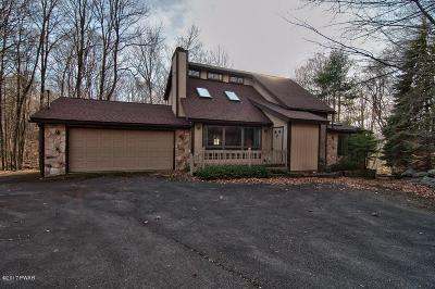 Lake Ariel Single Family Home For Sale: 2610 Boulder Court