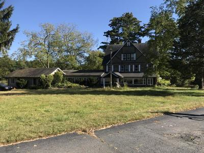 Milford Commercial For Sale: 179 Fire Tower Rd