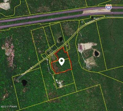 Residential Lots & Land For Sale: 248 Madden Rd