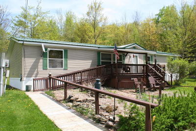 Pleasant Mount Single Family Home For Sale: 56 Turner Ct