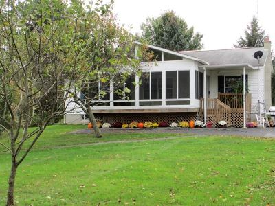 Lake Ariel Single Family Home For Sale: 116 Rose Rd