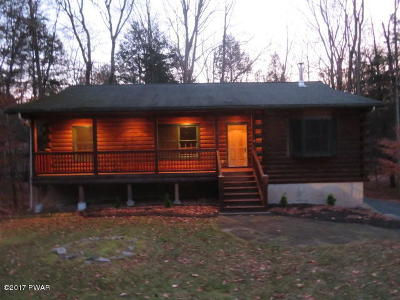 Greentown PA Single Family Home For Sale: $198,000