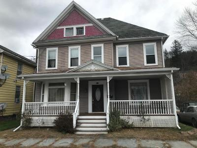 Honesdale Single Family Home For Sale: 711 Court St