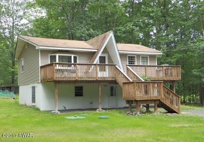Dingmans Ferry Single Family Home For Sale: 108 Beaver Ct