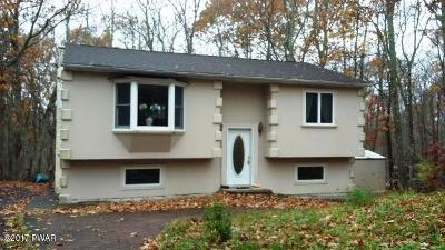 Lords Valley PA Rental For Rent: $1,000