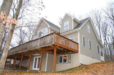 Lackawaxen Single Family Home For Sale: 282 W. Lakeview Rd