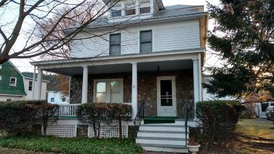 Single Family Home For Sale: 316 W Harford St