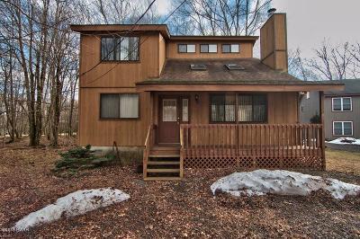 Lake Ariel Single Family Home For Sale: 3997 Par Ct