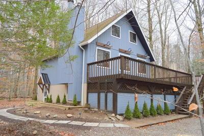 Lake Ariel Single Family Home For Sale: 2536 Oak Cir