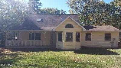 Milford Single Family Home For Sale: 124 Lakewood Dr