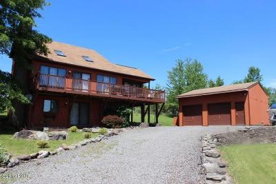 Lake Ariel Single Family Home For Sale: 1863 Crestwood Ct